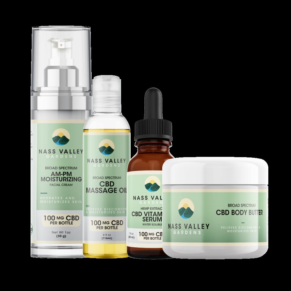 CBD-Skin-care