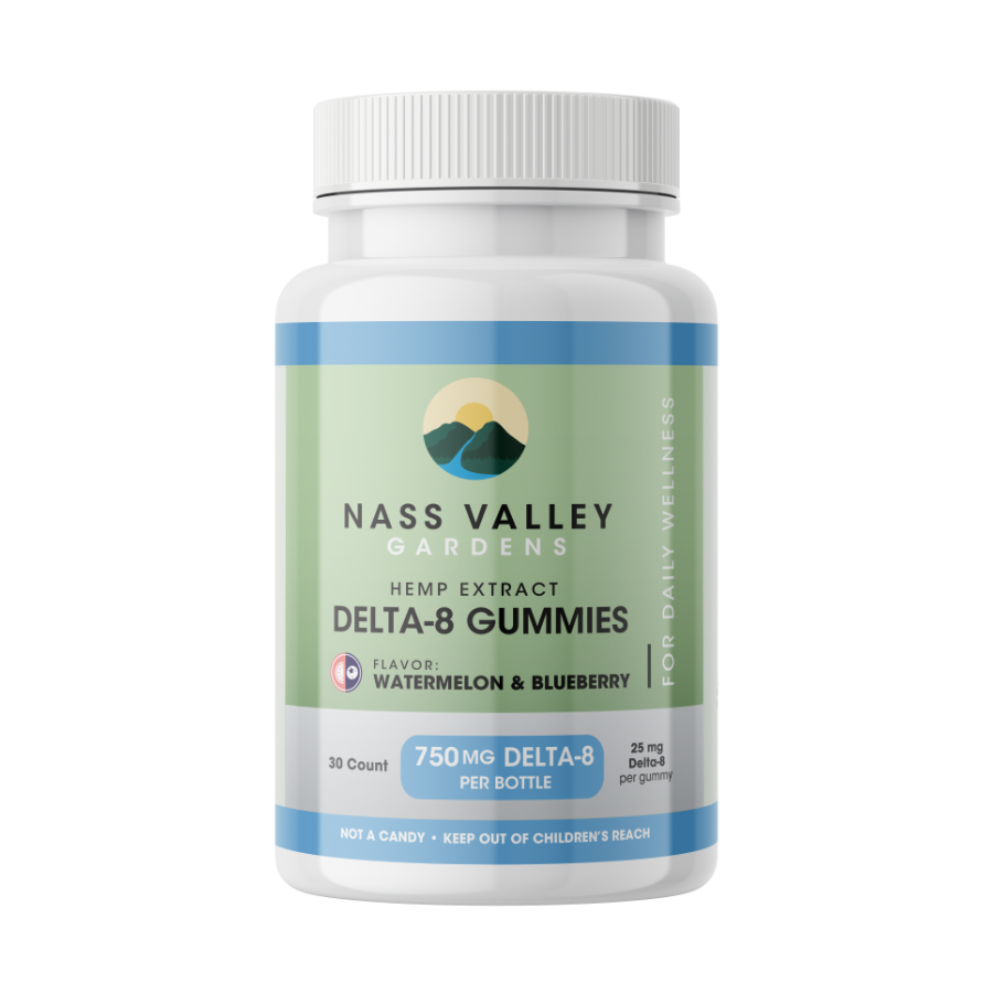 Nass Gummies DELTA8