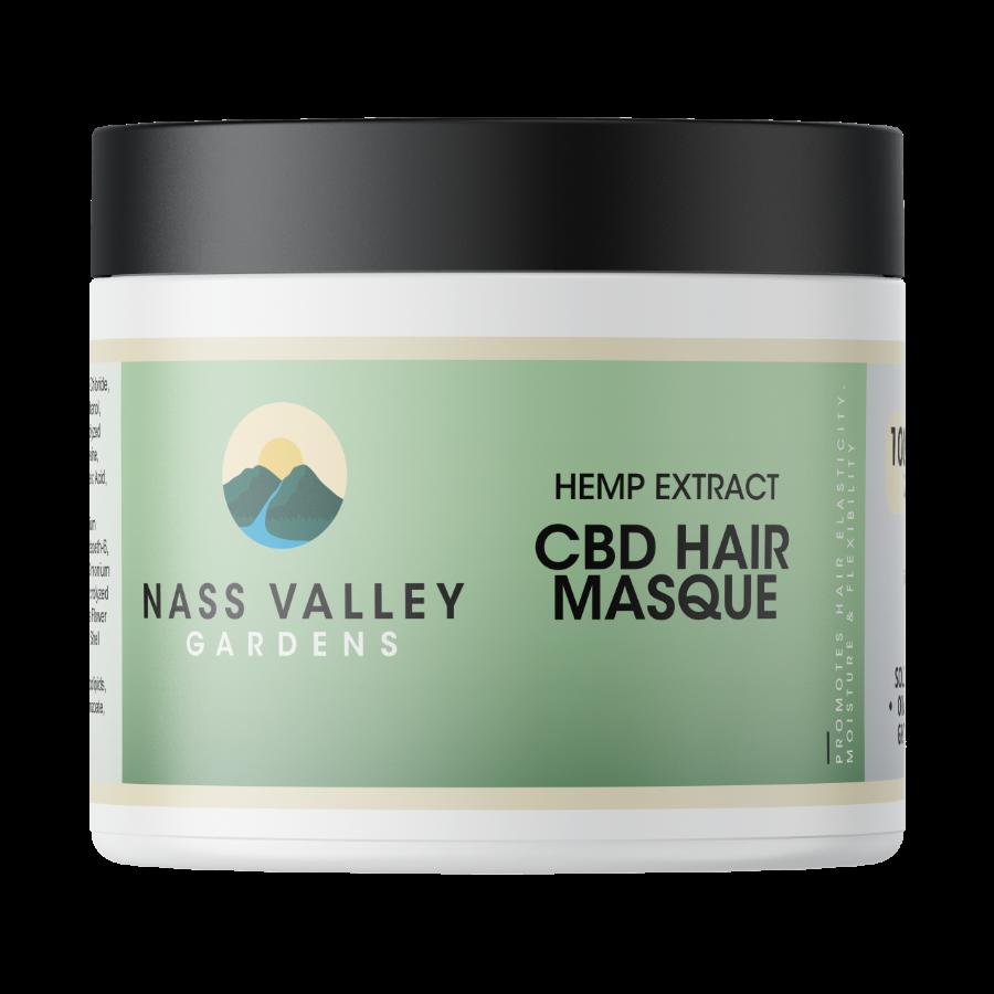 CBD Hair Masque
