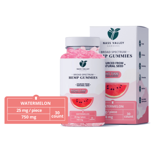 Watermelon Gummies (Product & Detail)