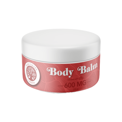 menu-Body Balm 600mg